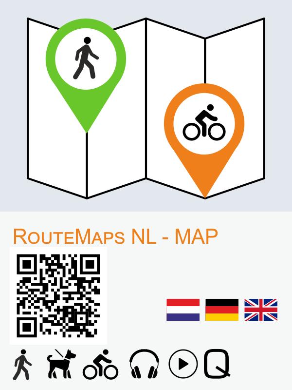 Wandel- en Fietsroutes in Noordwijk